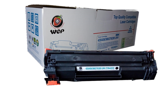 WeP Compatible  Toner Cartridge -Universal HP 388A की तस्वीर
